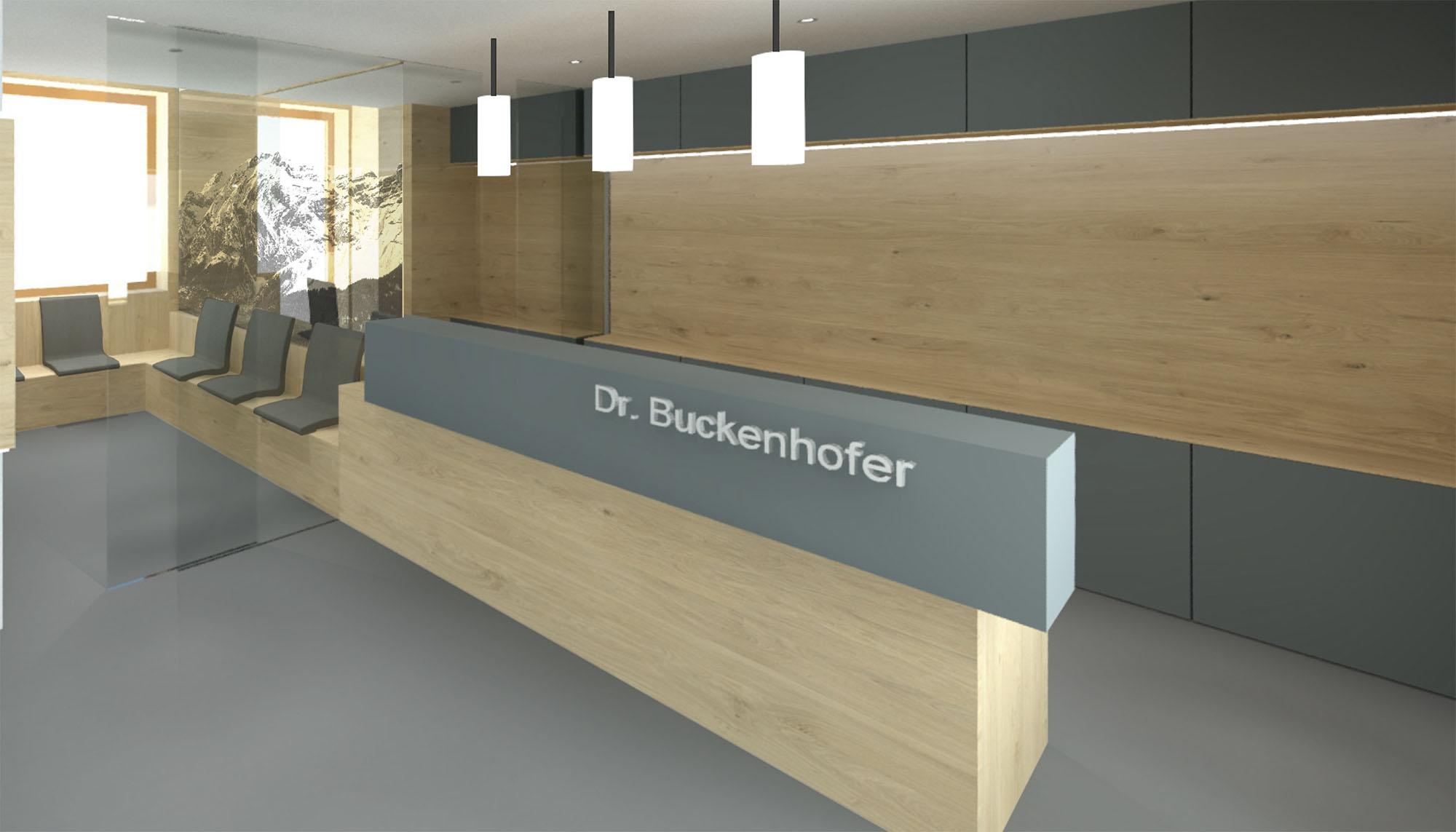 Dr. med. dent. Jürgen Buckenhofer, Zahnarztpraxis Oberstdorf
